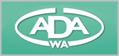australian dental association wa branch logo