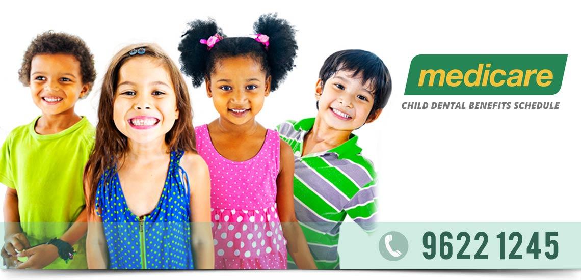 kids dentist in northam with child dental benefit schedule