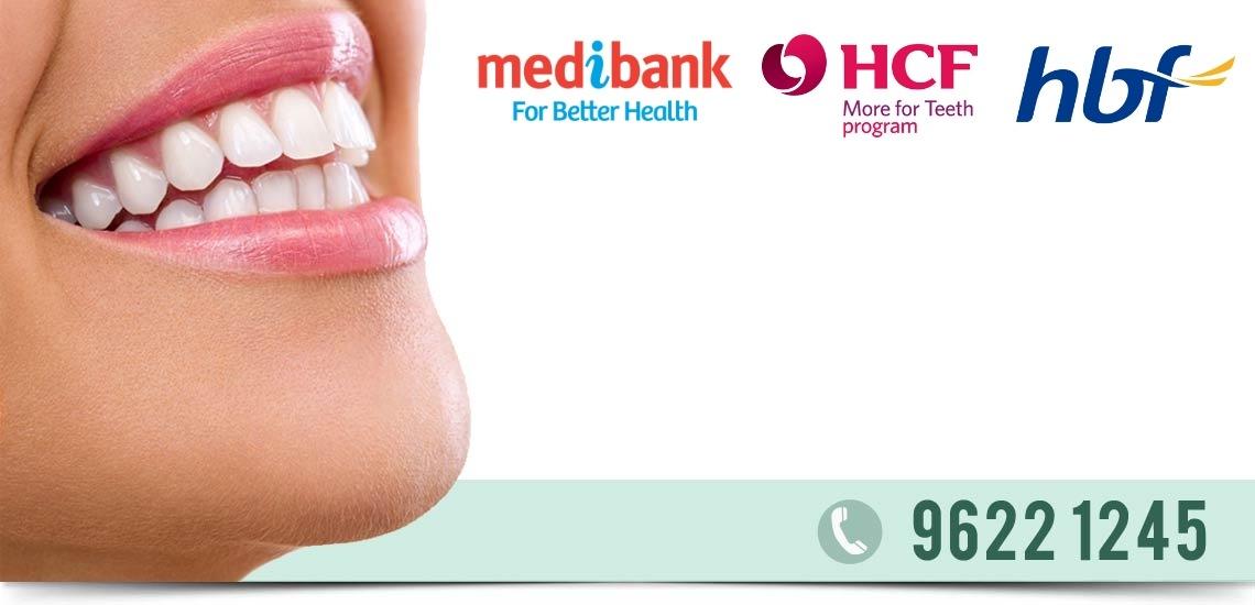 preferred northam dental provider for medibank private, hcf and hbf